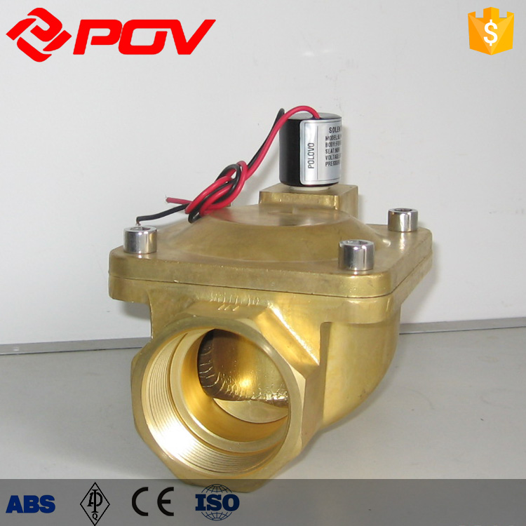DMF-Z 90 degree magnetic pulse valve 2''