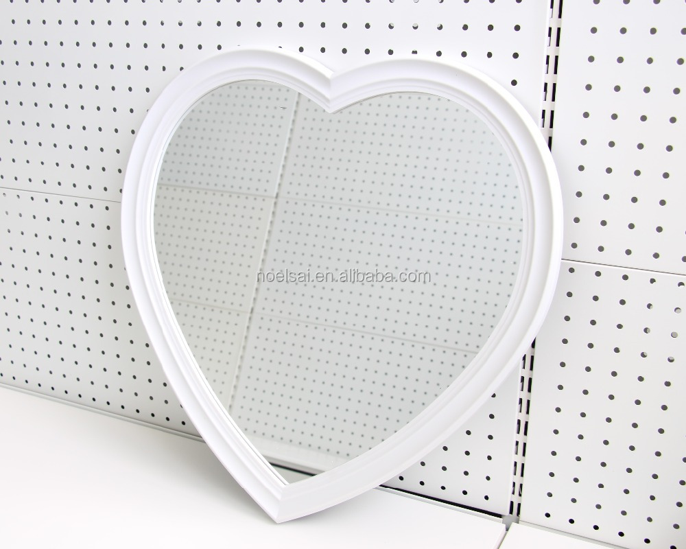 Wholesale heart shaped mirror