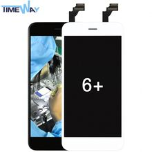 9H 0.33mm Neon T-glass lcd screen protector for iphone 6 plus