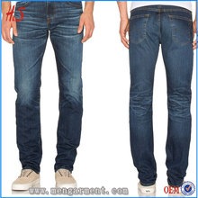 Most Popular Alibaba Pant Of Denim Jean Shipping From China With Whiskering Along Front Pockets