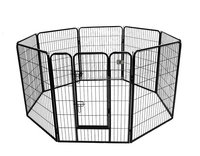Temporary Dog Fence/ Metal Pet Fence/Wireless Dog fence