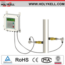 Holykell UF2000 SW low cost flow meter ultrasonic transducer flow meter
