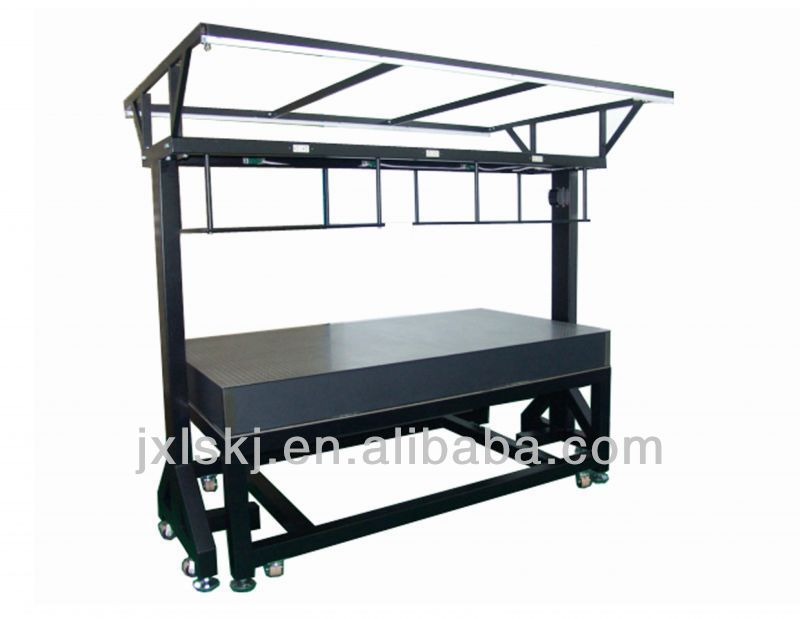 LSIS Optical table Instrument shelves