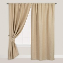 Latest Custom Made 100% Polyester Curtains