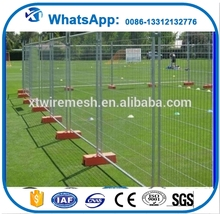 outdoor playground children securit temporary rust proof fence