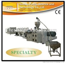 New design pvc pipe production line with low price