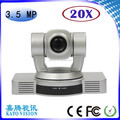 20X Optical Zoom Full HD HDI Video 1080P IP PTZ Video Conference Camera