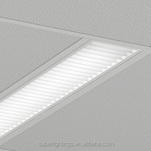 Commercial 20w 30w 40w dimmable led sloped ceiling recessed lighting