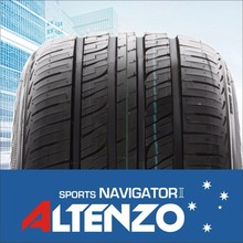 Cavallis Alenzo brand tires car passenger in Australia, tire factory in china, tyre size 195 60R15 88V