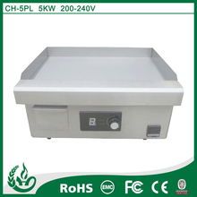 5000w 220v commercial Table top induction grilled chicken machine