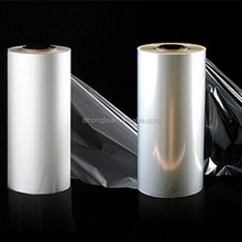 food grade POF Material Shrink film/ POF film roll/polyolefin shrink film