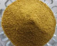 chemical power poly aluminium chloride yellow powder