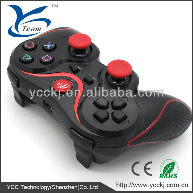 China Video Games Manufacturer for PS-3 Controller for play station 4 Controller