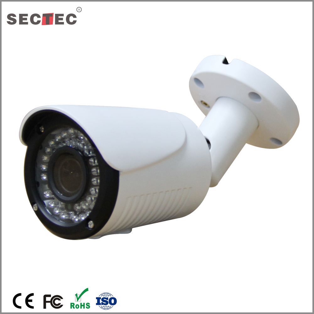 3.0 Mega pixel 2.8-12mm Manual zoom lens indoor module 720p ip surveillance camera