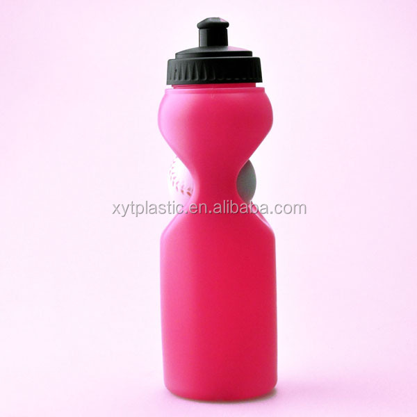 sport water bottle with sponce decoration Excellent quality plastic sport water bottle from Shenzhen China