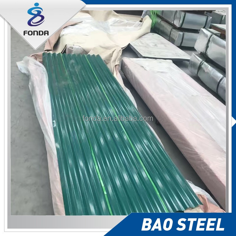 Export Selling Sheet Metal Roofing Used For Sale