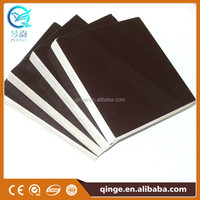 Hot sale high quality cheap prices with Melamine WBP film faced plywood