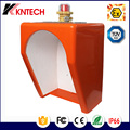 ACOUSTIC HOOD / ACOUSTIC BOOTH / SHELTER RANGE exproof telephone RF-13A, KNEX1, D7 howler and flashing beacon