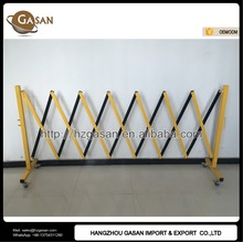 Expandable Manual Parking Barrier Road Safety Gate