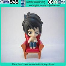 movable toy action figure/3d action figure/bendable toy figure