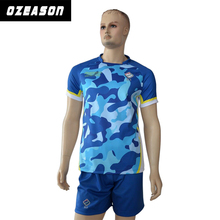 Wholesale orgianal design custom sublimated New Zealand rugby jersey