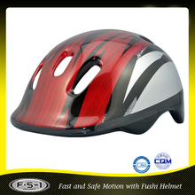 Colorful wholesale kids bike helmet / children helmet