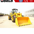 China 5Ton mini wheel loader manufacture with 3m3 bucket capacity