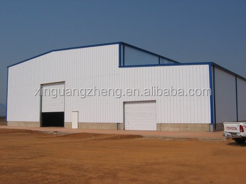 small warehouse manufacturing plant