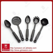 5 pcs heat resistant small cute nylon kitchen accessory set