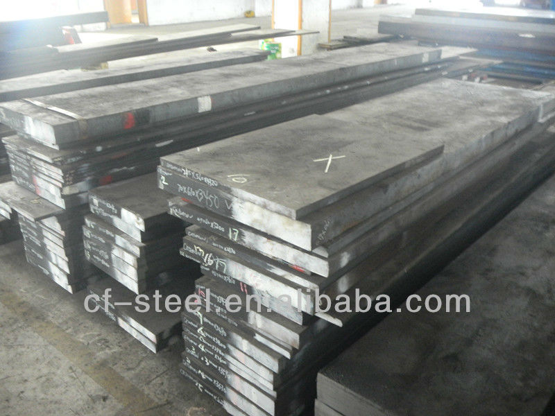cold work alloy tool steel material 2379 flat steel milled