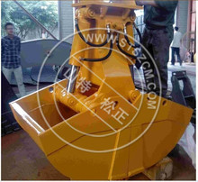 Clamshell Bucket for excavator,Grab bucket made in China