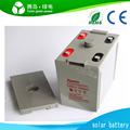 China best factory Deep Cycle Maintenance Free 12V 38AH Solar Gel Battery