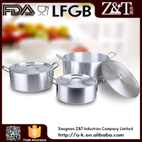 3pcs wholesale aluminum camping cookware set