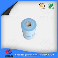 50 micron printed milky(white) pe protective film for stainless steel sheet