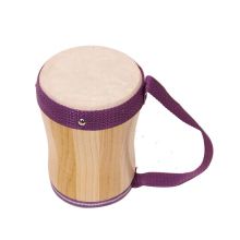 Wooden toys wholesale children musical instrument/kid drum/miniature drum