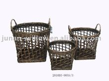 wicker basket willow basket
