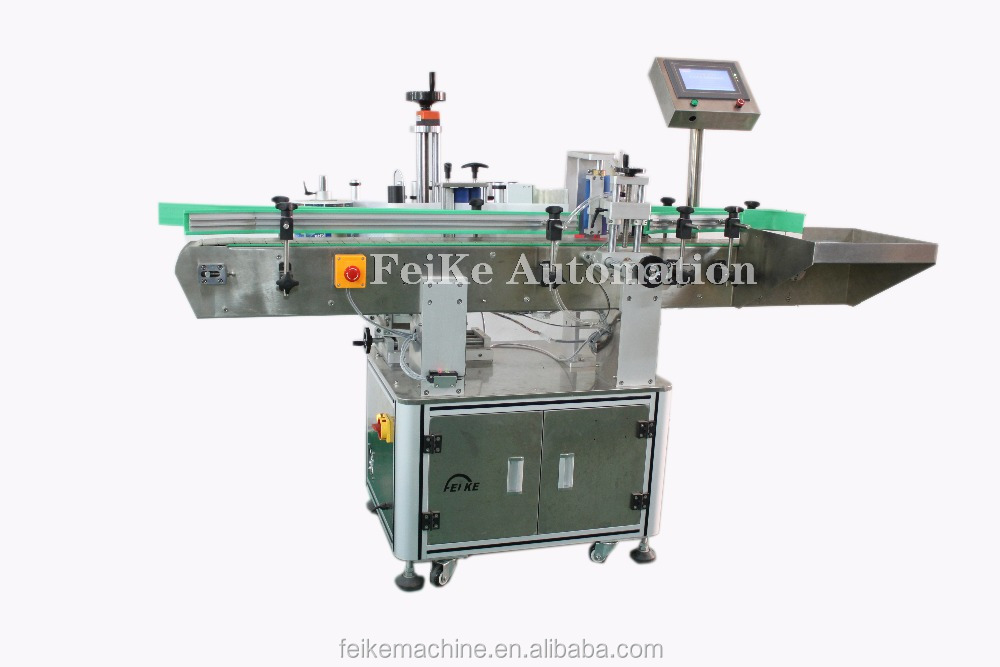 FK 805 Automatic Water Bottle labeling Machine Direct Buy China