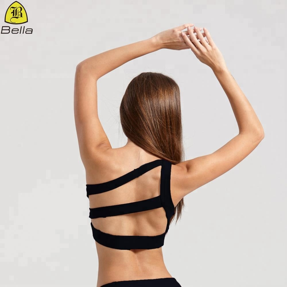Cheap picse ladies yoga crop top women fashion underwear bra