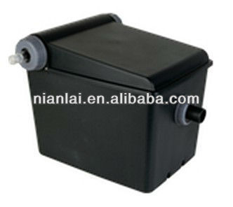 Shanghai Nianlai high-quality Over 10 Years' Experience Garden pond filter UV-C 7W/9W