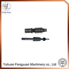 Stable Performance Long Worm Gear Shafts With Factory Wholesale Price