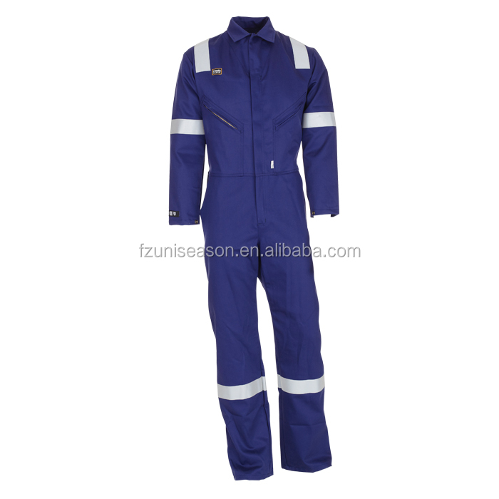 Prime Captain Reflective Flame retardant Safety Boiler Suits Coverall