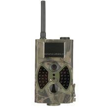 Wireless Spy hunting trail camera waterproof Infrared Motion Hidden Surveillance gsm/ mms/ sms hunting trail camera hc300m