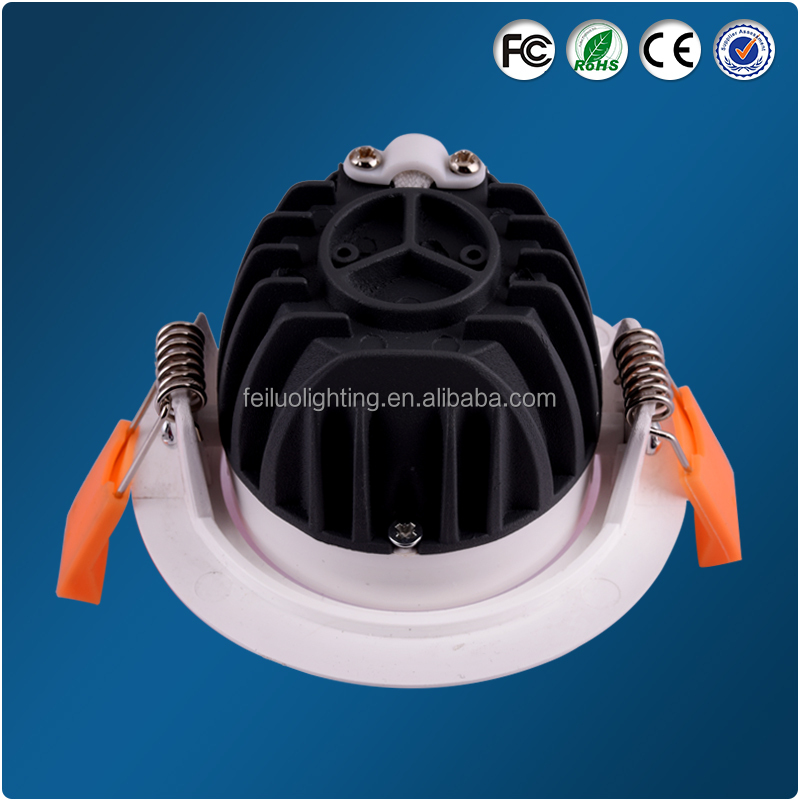 LED recessed downlight with 80mm cut out 5w