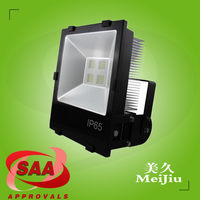 Meijiu D Type 200W LED Floodlight 18000LM IP65 Meanwell driver
