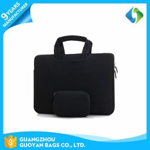Leisure unique waterproof stylish cross fashion laptop bag for 15 inch