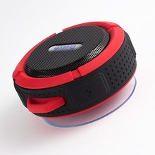 IPX4 waterproof bluetooth portable speaker with usb port NEW Gadgets 2015