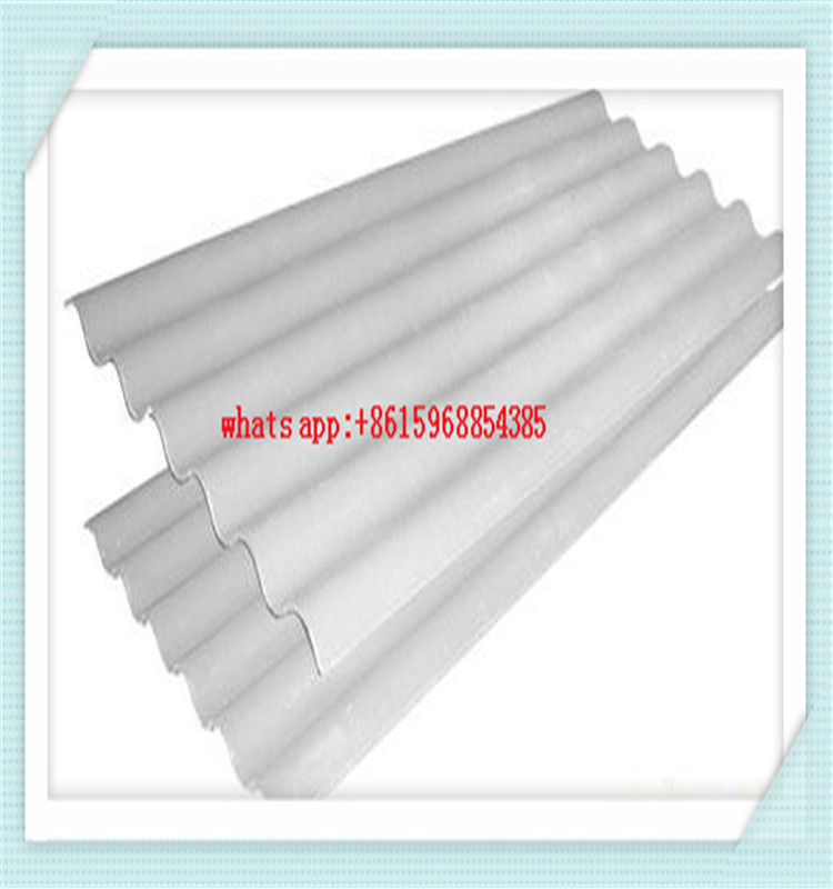 fiber cement sheet/fiber roofing sheets/fiber cement corrugated roofing sheet