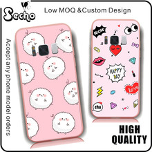 2017 Fashion Pink Range Cell Phone Back Case Cover for Vivo V53 Mobile Phone Cover Case for Vivo Y51
