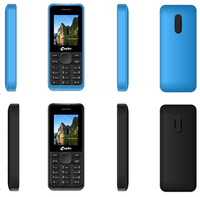 LEDO A92 1.77 inches High definition color dispaly mobile phone Built-in FM,One torch bar phone Dual Sim Dual Standby