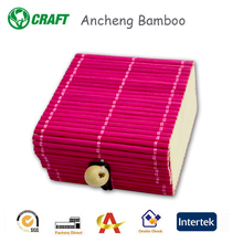 bamboo craft gift box with good quality